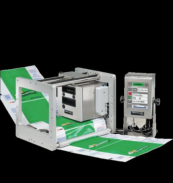 Thermal Transfer Overprinter : Societe Industrial Solutions